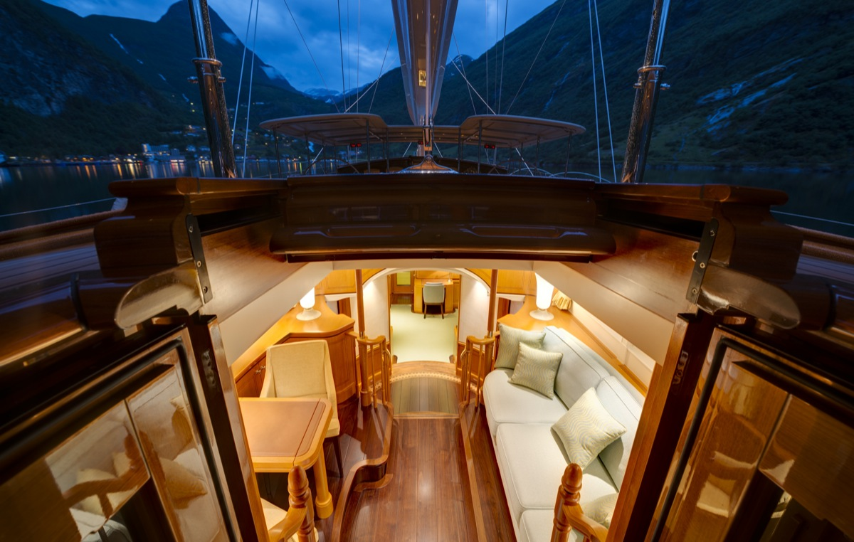 Photo Gallery Of Gorgeous Superyacht Wisp