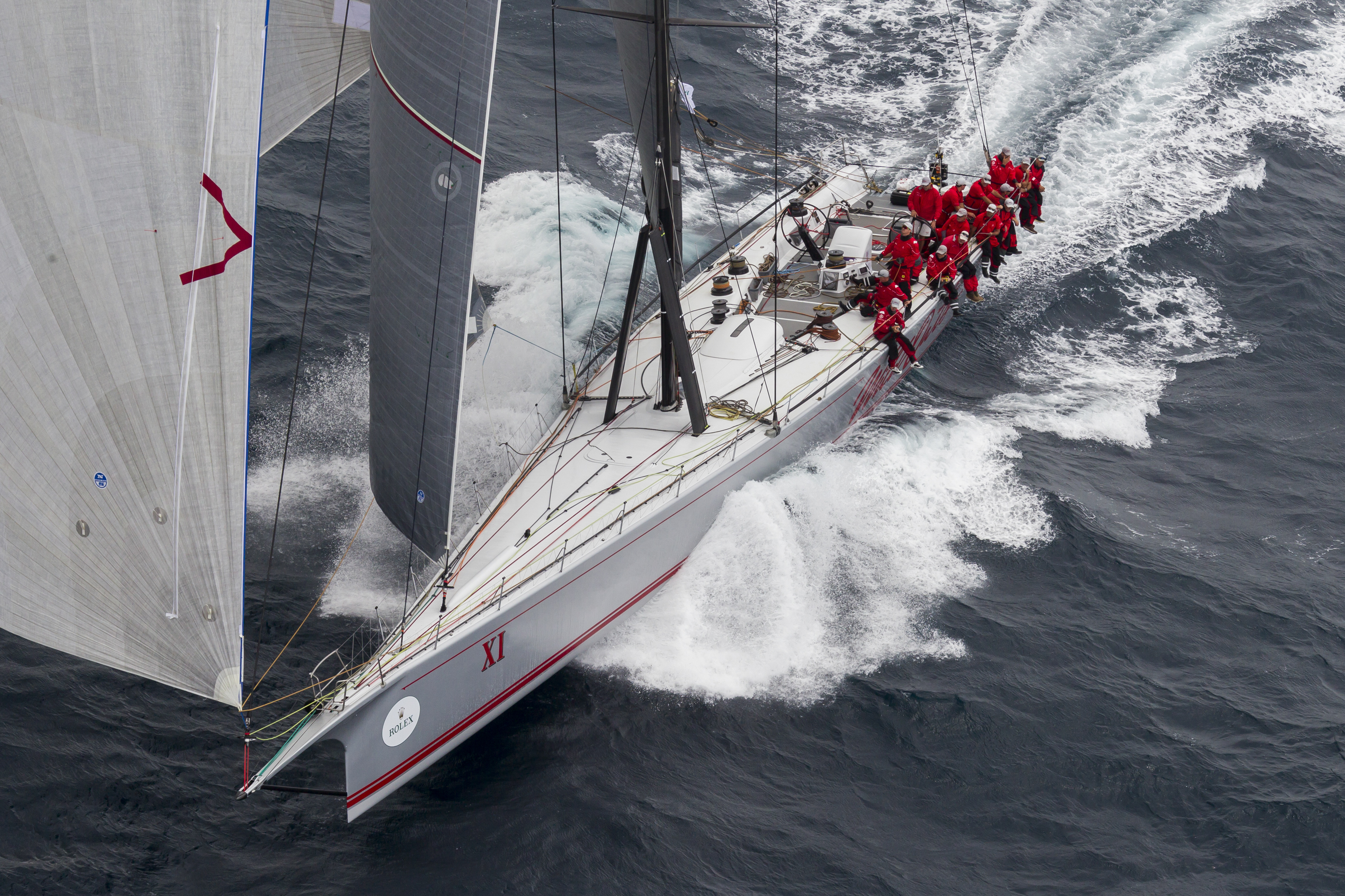 Wild Oats Forced Out Of Rolex Sydney Hobart Race 2015