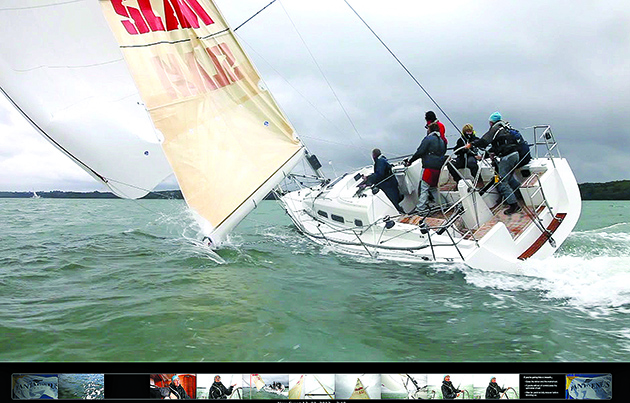 Sail Faster Sail Safer Part 2 Broaching Yachting World
