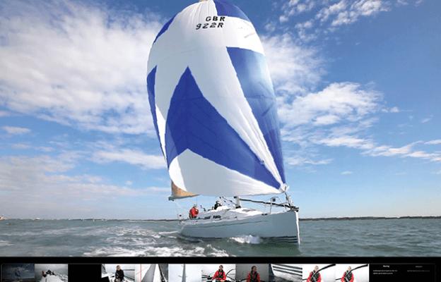 Sail Faster Sail Safer 9 Spinnaker Trim Yachting World