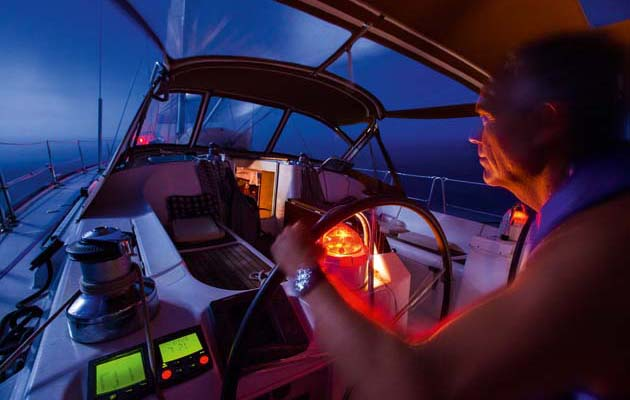 Night Sailing Top Tips And Expert Advice To See You