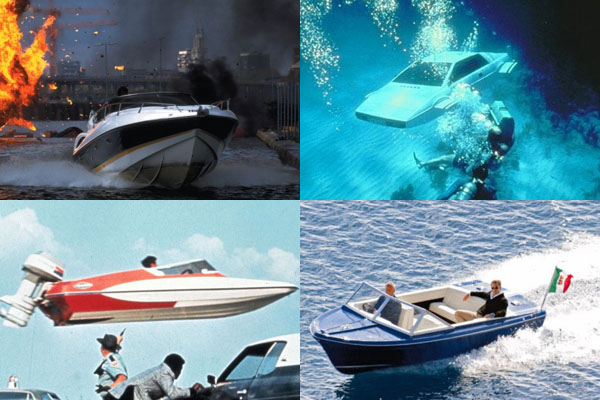 Pictures The Weird And Wonderful World Of James Bond Boats YBW