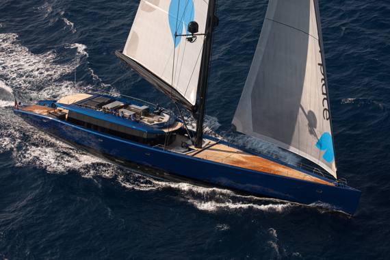 On Board Wallys Sailing Superyacht Better Place