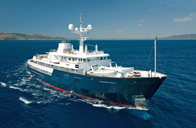 Six Spectacular Explorer Yachts For Sale