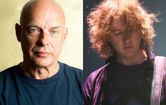 Listen To Brian Eno And Kevin Shields Collaboration