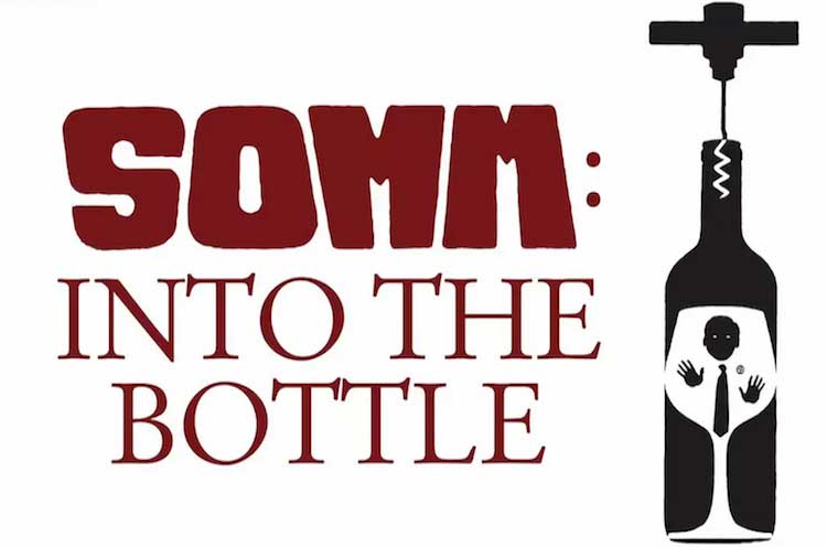Somm into the bottle, wine film