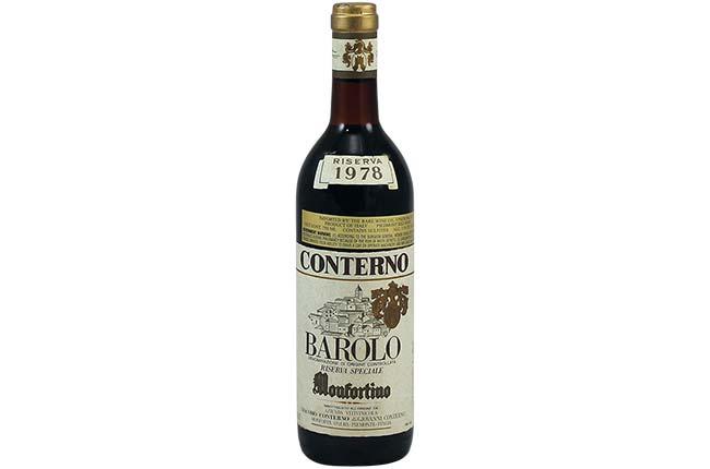 Conterno, Monfortino 1978