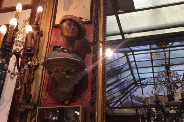 Cafe du Palais. Reims