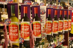 uk wine market