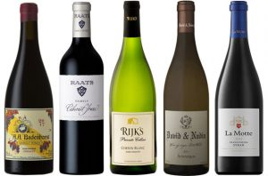 Top South African wines