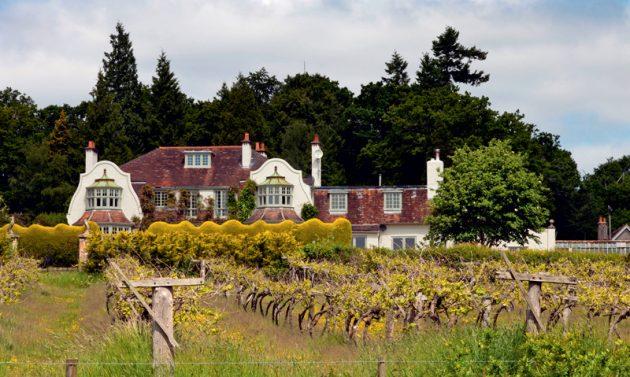 Beaulieu Vineyard in Napa survived Prohibition by making sacramental wines