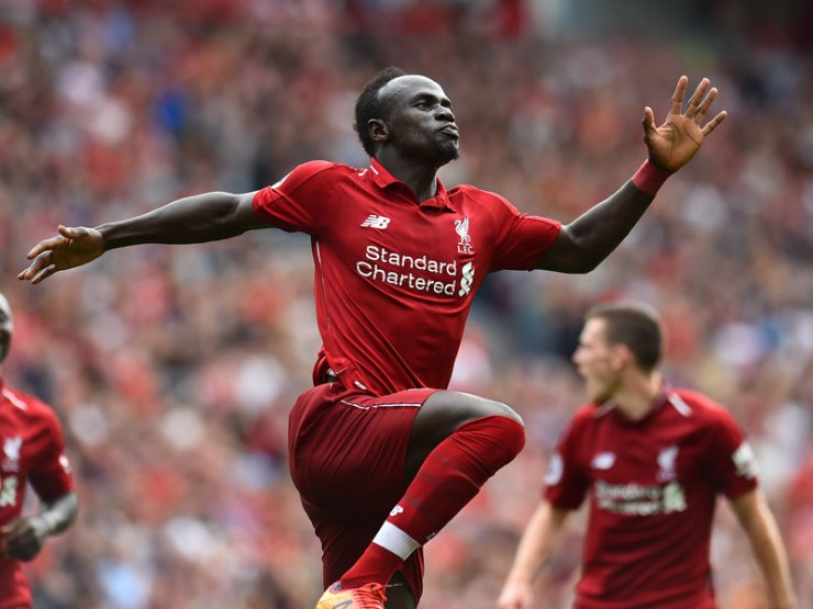 Sadio Mane - Liverpool and Senegal - World Soccer