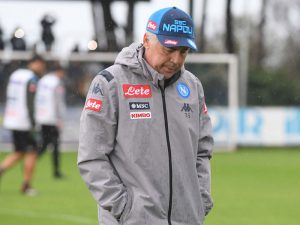 Napoli In Crisis Before Liverpool Matchup
