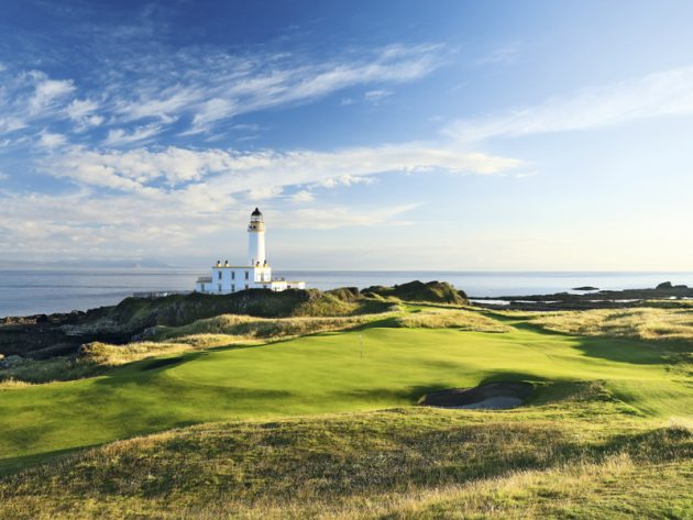 Top 100 Golf Course Rankings Trump Turnberry Resort Ailsa Course Review