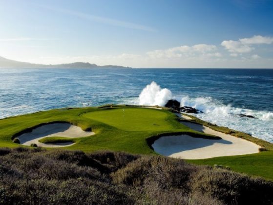 Pebble Beach Golf Cost   The best beaches in the world Pebble Beach Golf Links Once In A Lifetime Monthly