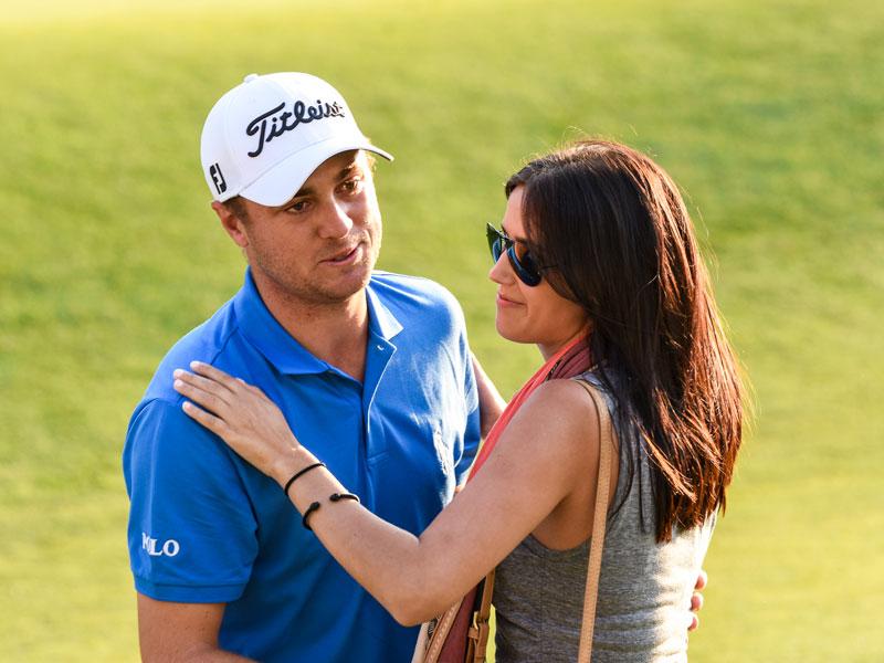 Who Is Justin Thomas Girlfriend Meet Jillian Wisniewski