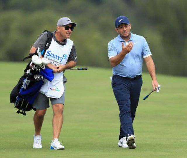 Francesco Molinari Whats In The Bag
