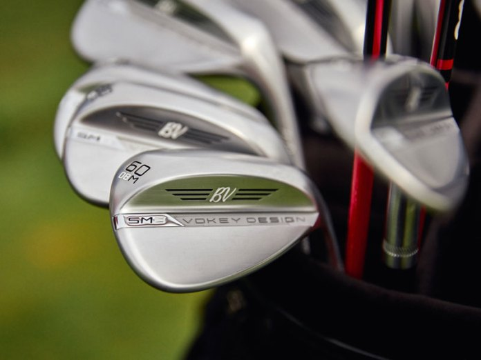 Titleist Vokey SM8 Wedges Spotted