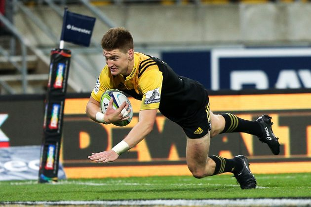 Image result for jordie barrett hurricanes