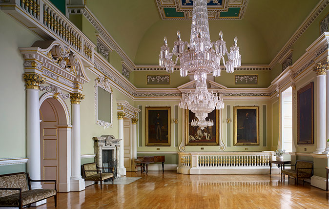 James Paine S Masterpiece The Doncaster Mansion House
