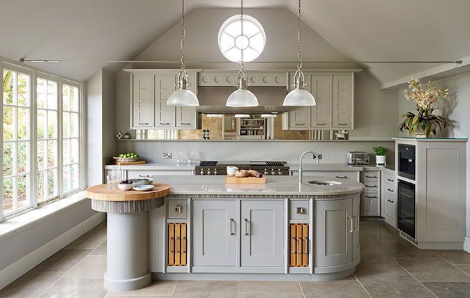 Art Deco Kitchens An Ageing Classic Look That Is Still Pushing New Trends