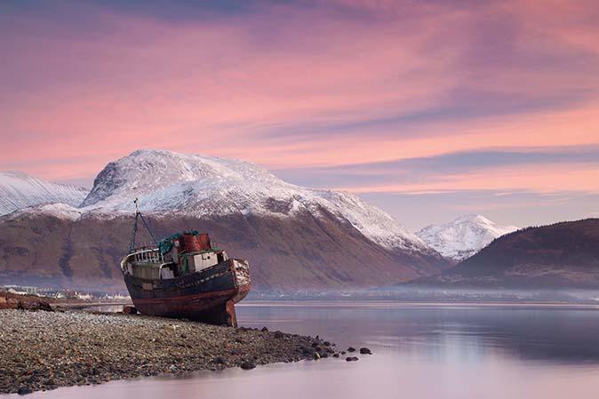 Landschapsfotograaf van het jaar awards -