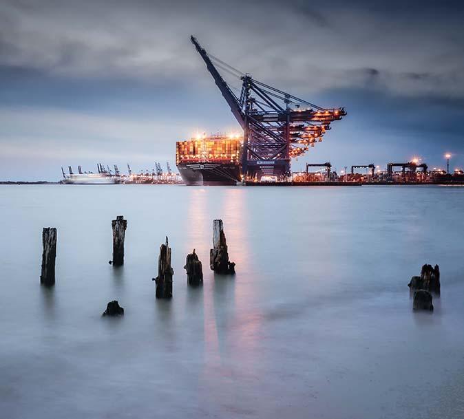 © Landschap Fotograaf van het jaar awards - Timothy Burgess
