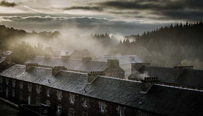 © Landschapsfotograaf van het jaar awards - William John Massey