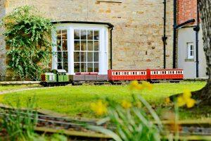 model railway property