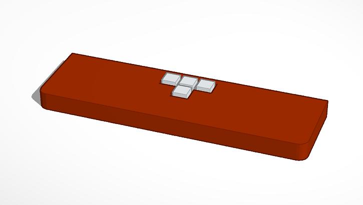 HHKB英語配列モデルにカーソルキーを追加する①