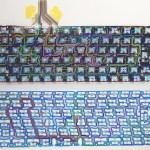 メカニカルキーボードのDM200を作る②