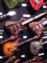 Pretty guitars by ESP!