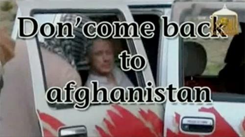 Taliban release Bowe Bergdahl