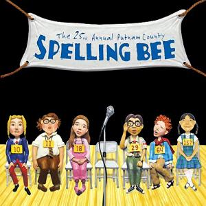 25th Annual Putnam County Spelling Bee Keyboard Programming