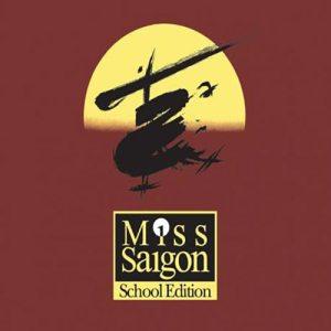 Miss Saigon school edition keyboard programming