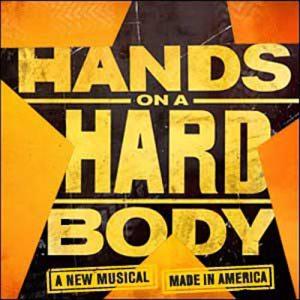 Hands on a Hardbody musical Keyboard Programming