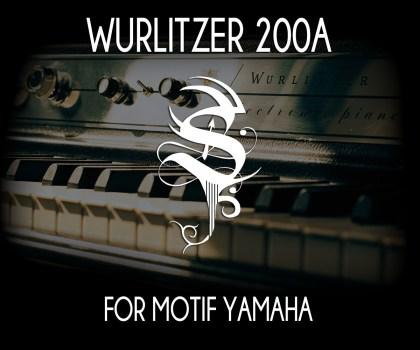 Wurlitzer 200A for Motif