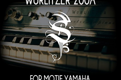 Wurlitzer 200A for Motif