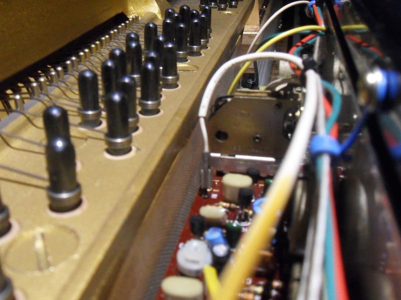 CP70 Yamaha | Keyboard Waves