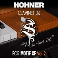 Clavinet for MOTIF XF Vol 2