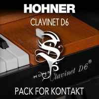 Clavinet D6 Pack