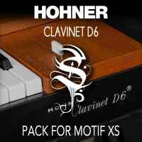 Clavinet Pack For MOTIF XS