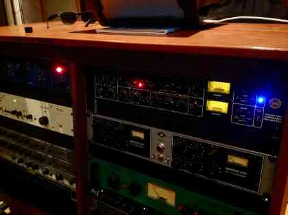 Preamp : Tube Teck MP1-A