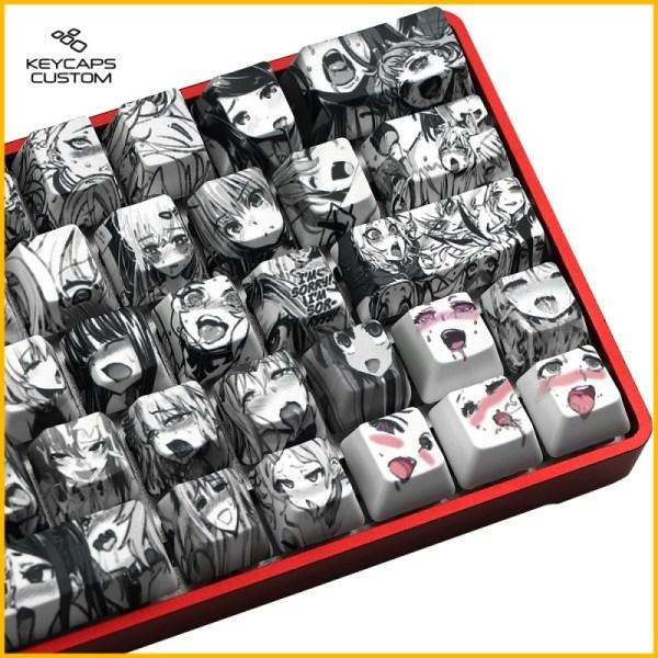 Ahegao-18-PBT-keycap-set-01