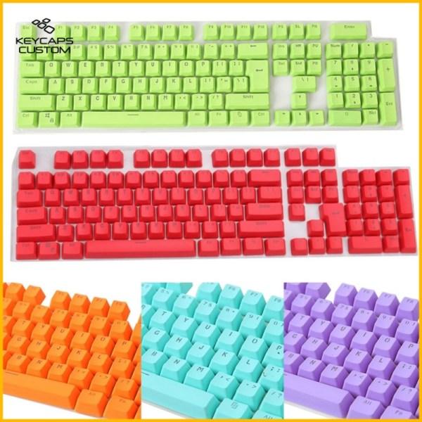 PBT Keycaps Solid Color
