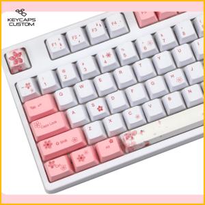 Sakura-Japanese-keycap-set-01