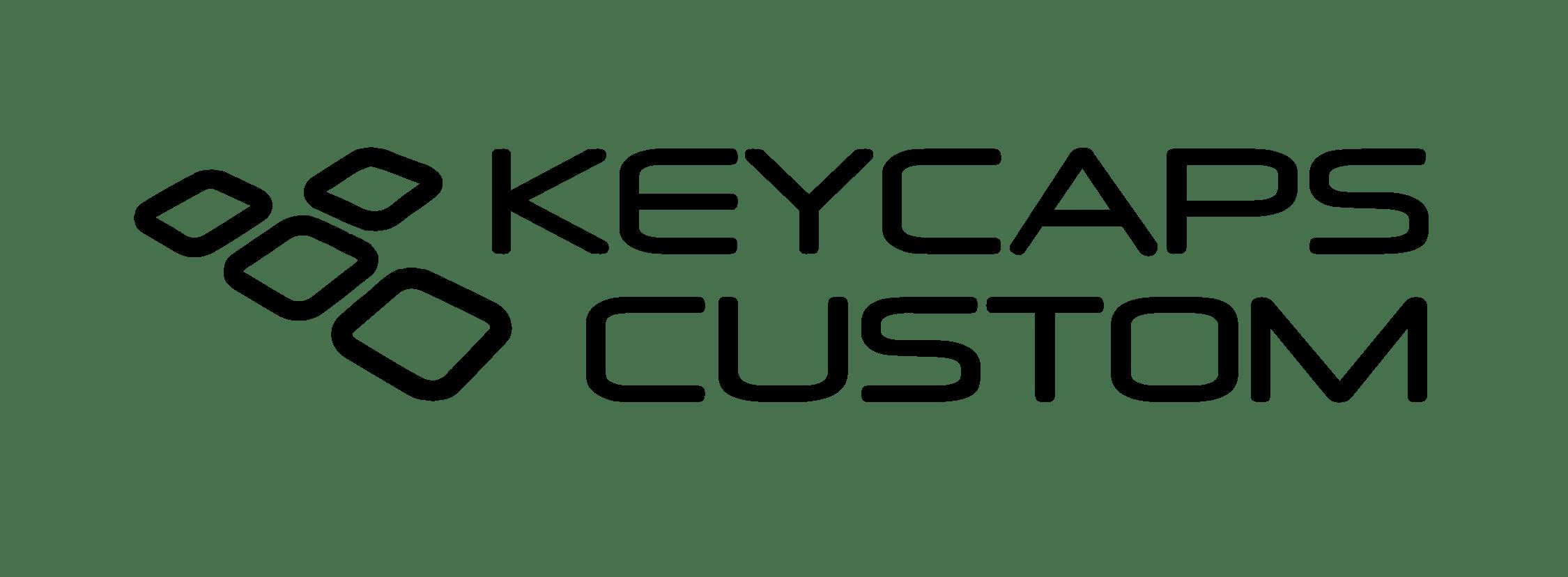 Keycapscustom logo