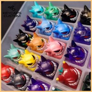 Custom Color 1PC_personality-design-handmade-resin-keycap_variants-0