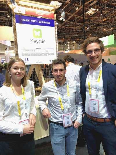 stand keyclic vivatech