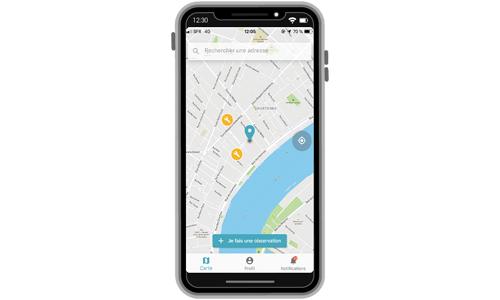 Téléphone nouvelle app Keyclic